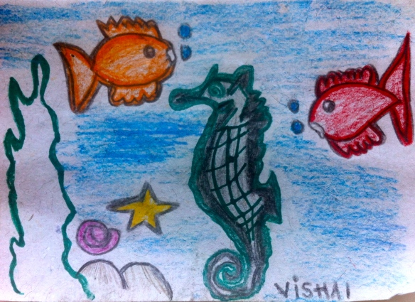 peces en el mar _ vishal